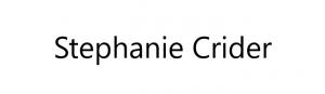 Stephanie Crider