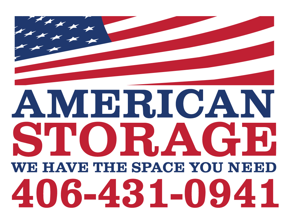 Thank you to American Storage